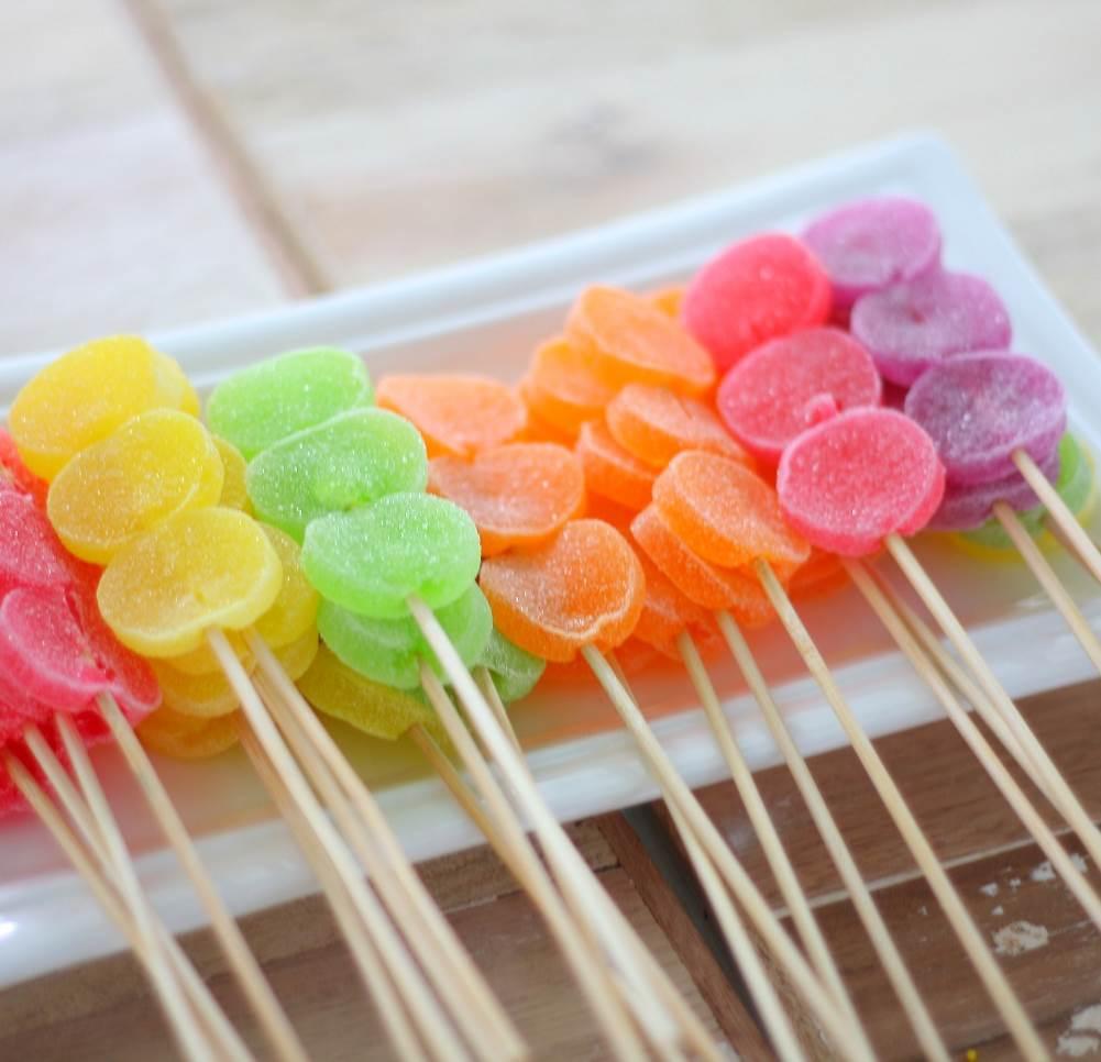 Festa caramelle candy bar come organizzare un battesimo